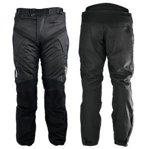 Motocyklové kalhoty W-TEC Anubis Barva černá, Velikost S