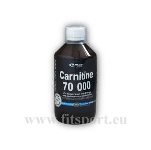 Musclesport Carnitine 70000 + synephrine 500ml