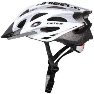 MV29 Drizzle cyklistická helma XL;bílá-černá