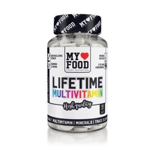 MyLovedFood Life Time Multivitamin 60 tablet