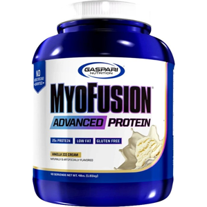 MyoFusion Advanced Protein - Gaspari Nutrition 500 g Strawberry