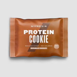 MyProtein Protein cookies Hmotnost: 75g, Příchutě: Cookies and Cream