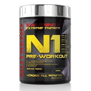 N1 Pro-Workout - Nutrend 300 g Red Orange