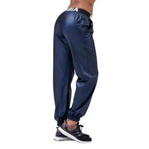 Nebbia Sports Drop Crotch tepláky 529 modré - S