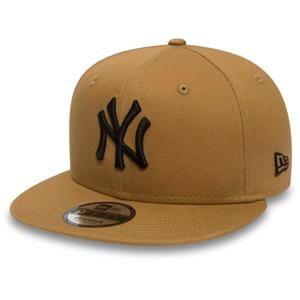 New Era 950 MLB League Essential NY světle hnědá - S/M