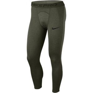 Nike PRO (BV5643-325) pánské kompresní 3/4 POUZE L (VÝPRODEJ)