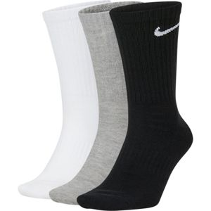 Nike U EVERYDAY LTWT CREW (3 PAIR) (SX7676-901) ponožky - M (EU 38-42)