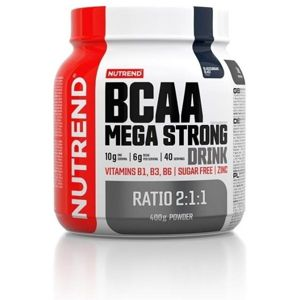 Nutrend BCAA Mega Strong Drink (2:1:1) 400 g - cola
