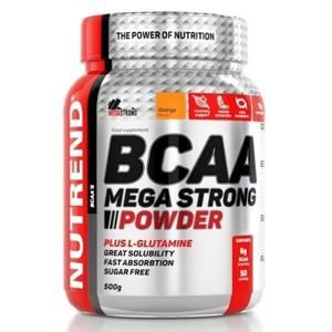 NUTREND BCAA MEGA STRONG 500 g - ananas