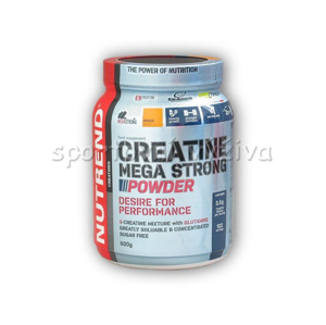 Nutrend Creatine Mega Strong Powder 500g [nahrazeno] - Broskev