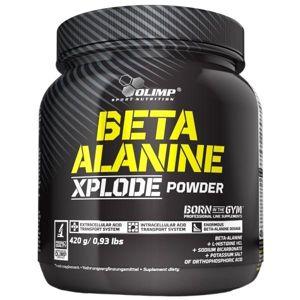 Olimp Beta-Alanine Xplode Powder 420g - pomeranč