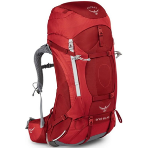 Osprey Ariel ag 55l picante red - M