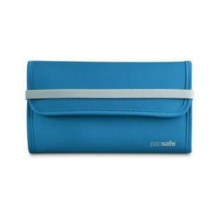 Pacsafe RFIDtec 250 ocean blue bezpečnostní peněženka