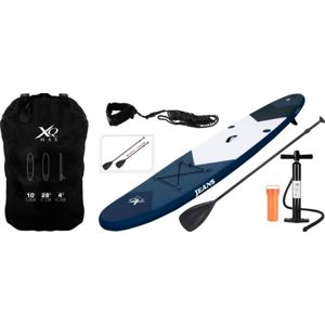 Paddleboard XQ MAX SUP 305 - DARK BLUE JEANS SET