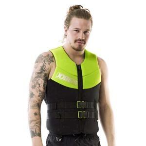 Pánská plovací vesta Jobe Men Vest Barva lime zelená, Velikost S