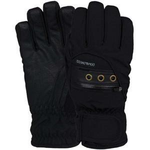 POW Ws Astra Glove Black (BK) rukavice - M