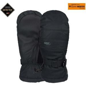POW Ws Falon Gtx Mitt + Warm Black (BK) rukavice - L