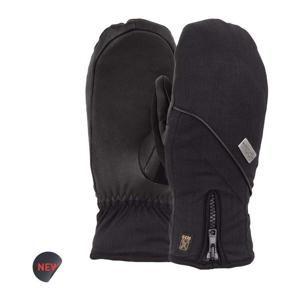 POW Ws Gem Mitt Black (BK) rukavice - M
