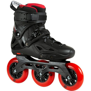 Powerslide Imperial Black Red 110 - EU 45-46