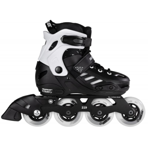 Powerslide Khaan Junior SQD - 4x, 76, EU 35-38