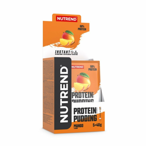 Protein Pudding - Nutrend 4 x 50 g Strawberry