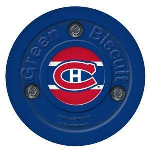 Green Biscuit NHL Montreal Canadiens Puk - Montreal Canadiens