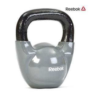 REEBOK kettlebell pogumovaný 8kg