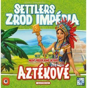 Rex hry Settlers zrod impéria: Aztékové