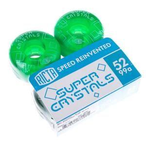 Ricta Super Crystals Green (87128) kolečka - 52MM/99A