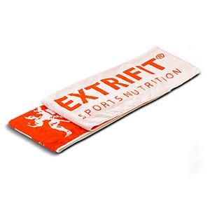 Ručník Extrifit černooranžová