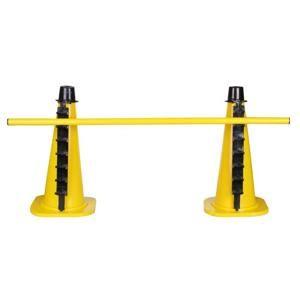 sada na přeskoky SP-2 2x kužel (46 cm) s držákem + tyč (100 cm)