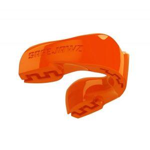 Safe Jawz Chránič zubů Intro Series Fluoro Orange - senior, Bez příchuti
