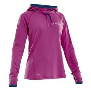 Salming Lightweight Hood Women Pink - M