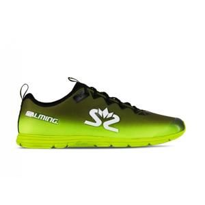 Salming Race 7 Men Black/Safety Yellow - 11,5 UK - 47 1/3 EU - 30,5 cm