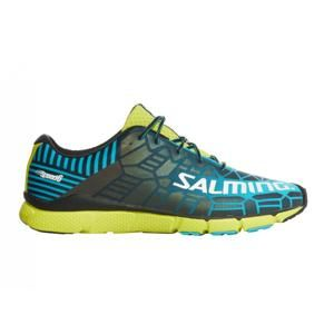 Salming Speed 6 Men Blue/Lime - 8,5 UK - 43 1/3 EU - 27,5 cm