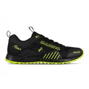 Salming Trail T4 Men Black/Safety Yellow - 12,5 UK - 48 2/3 EU - 31,5 cm