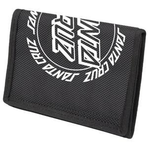 Santa Cruz Ring Dot Wallet Black (BLACK) peněženka - OS