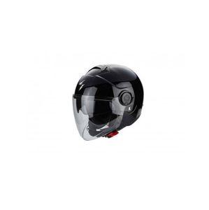 Scorpion Moto přilba EXO-CITY solid černá - XS: 53-54 cm