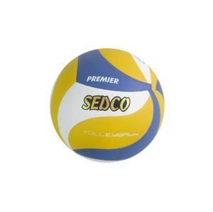 Sedco Míč volejbalový PREMIER NEW barva žluto/modro/bílá