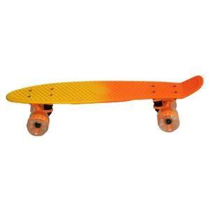 Sedco PENNY BOARD EXTRA oranžový-žlutý