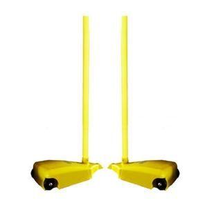 Sedco Sloupky na síť badminton se zátěží mobilní