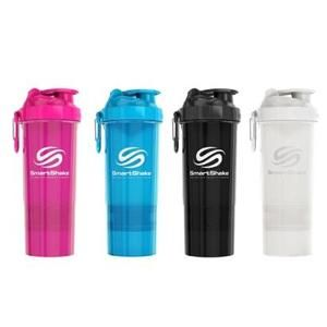 Šejkr Smart Shake ORIGINAL 2GO - 800ml Modrá