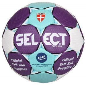 Select HB Solera míč na házenou - zelená-žlutá č. 1