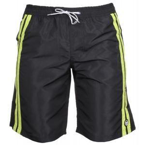Sergio Tacchini 18827-AST chlapecké plavecké šortky - 10 - černá