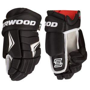 Hokejové rukavice Sher-wood Code I SR - černá, Senior, 14