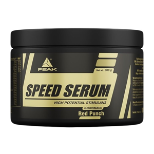 Speed Serum - Peak Performance 300 g Red Punch