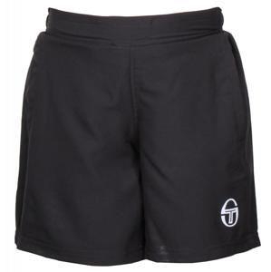 Spokes JR Shorts dětské šortky barva: černá;velikost oblečení: XXL
