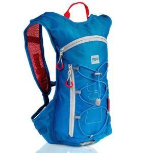 Spokey FUJI Cyklistický a běžecký batoh 5l modrý