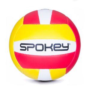 Spokey YOUNG III Volejbalový míč červeno-žlutý vel.4