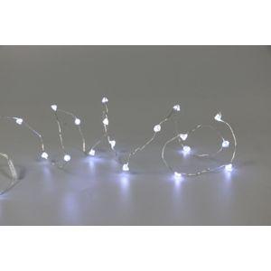 Struna svítící 20 LED diamant